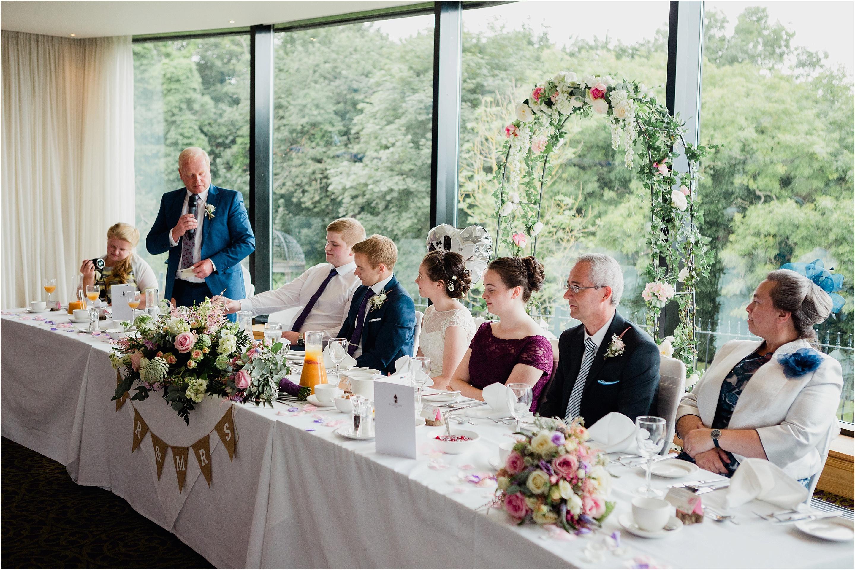 wedding speech father of the groom