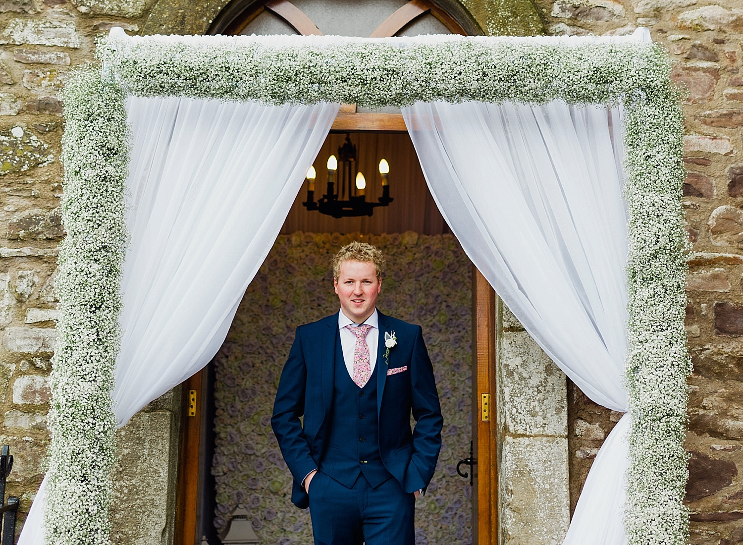 groom lough eske wedding