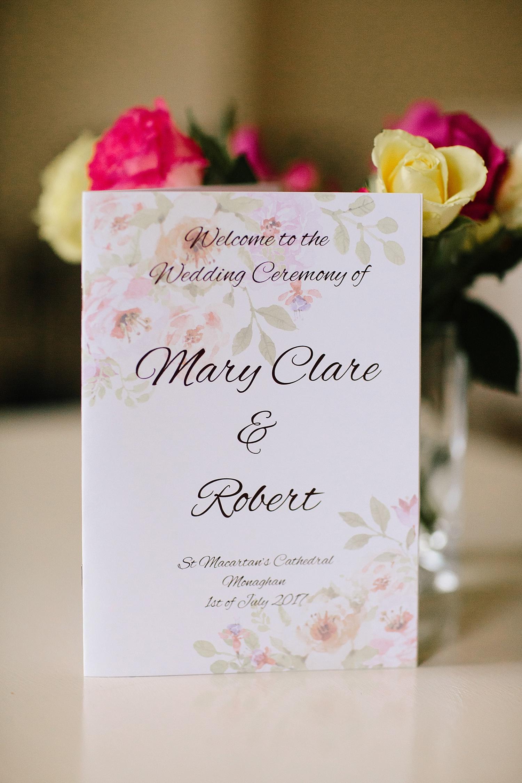 Castle Leslie Estate Wedding // Robert & Mary –