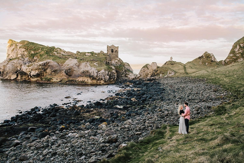 Ireland engagement shoot