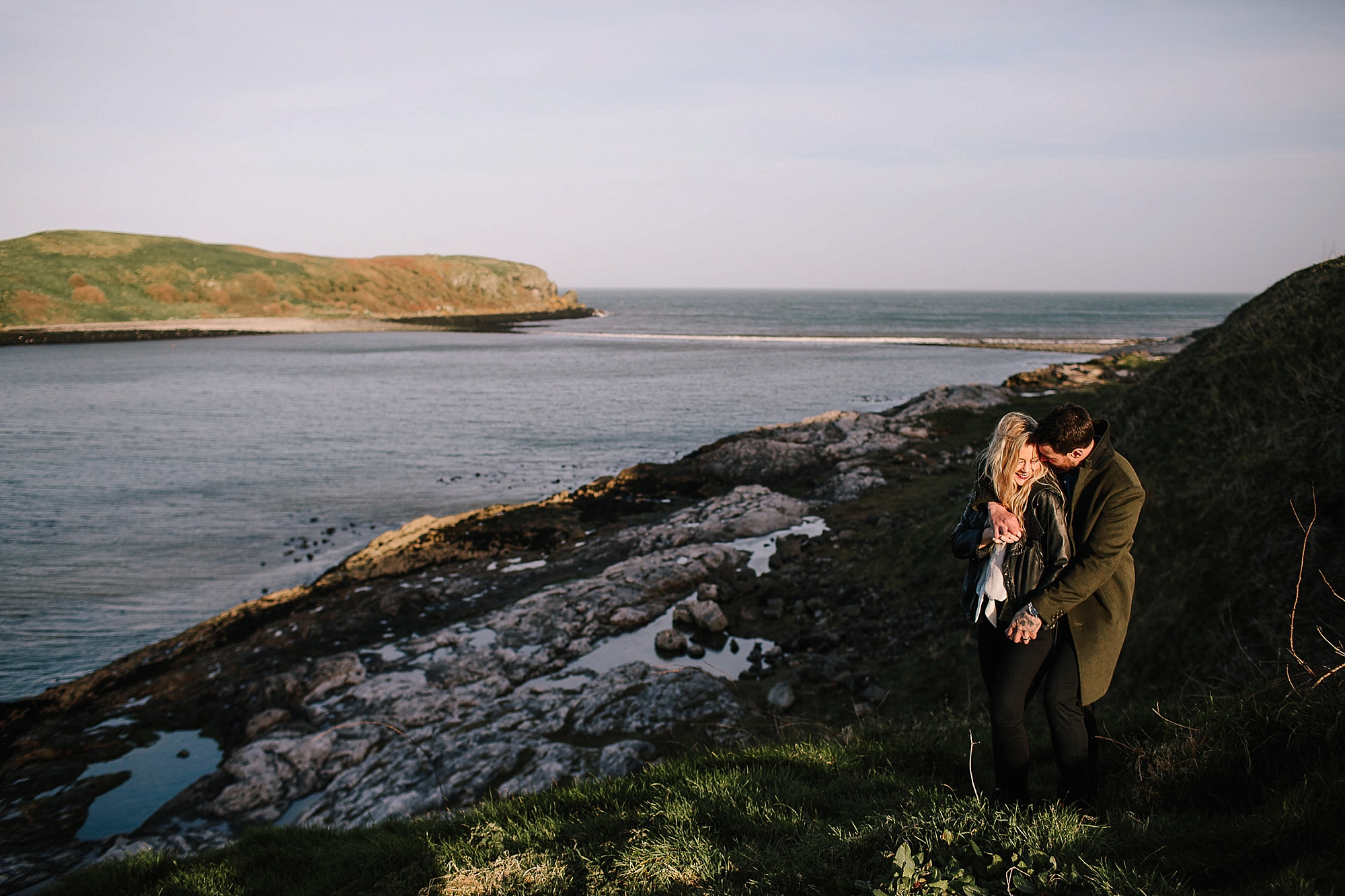 pre-wedding shoot in Ireland