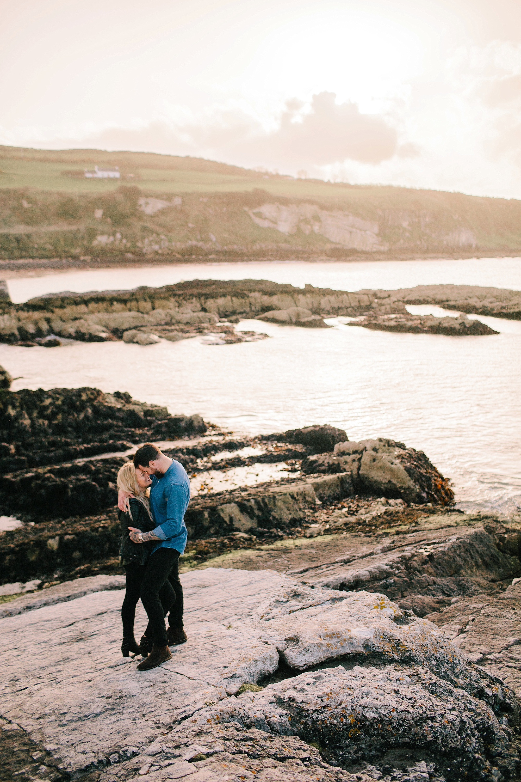 Northern Ireland engagement photo