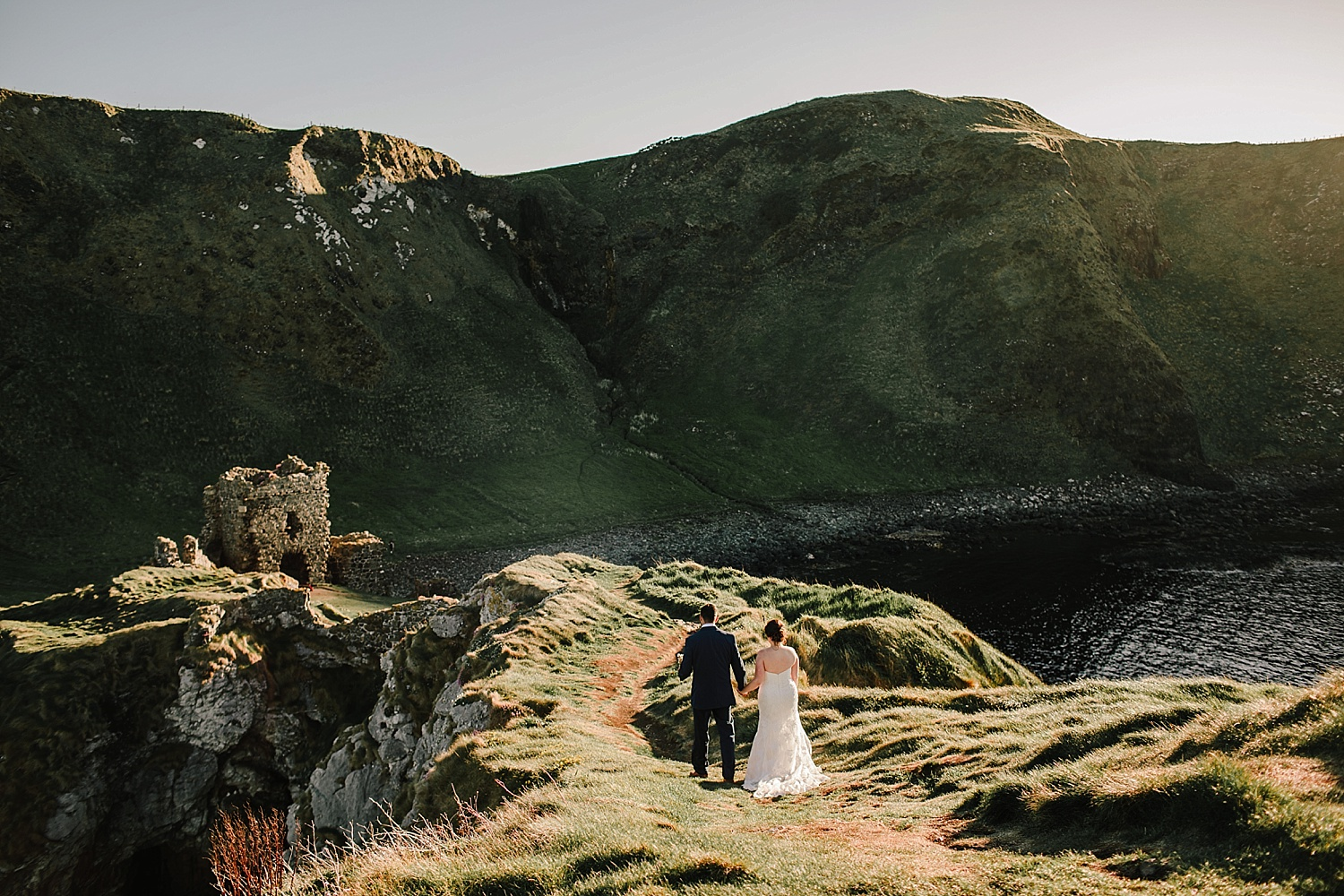 Ireland Elopement Sharon Kee Photography